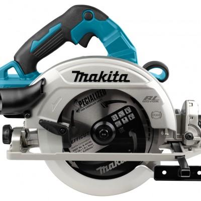 makita dhs782pt2j akkus körfűrész 190mm (lxt) (bl motor) (adt) 2x18v/2x5.0ah akkukkal, töltővel, makpack kofferrel