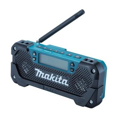 makita mr052 akkus rádió 12v (cxt) akku és töltő nélkül