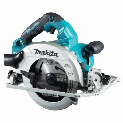 makita dhs783zu akkus körfűrész 190mm 2x18v (lxt) (bl motor) (bluetooth) akku és töltő nélkül