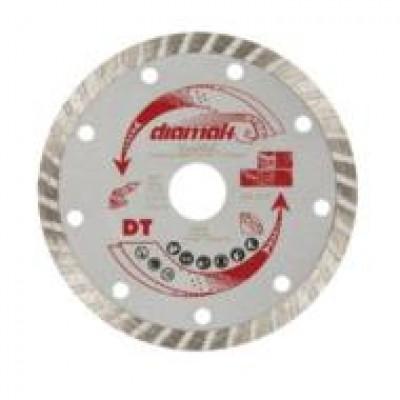 115mm gyémánttárcsa diamak folyamatos (makita d-61189)