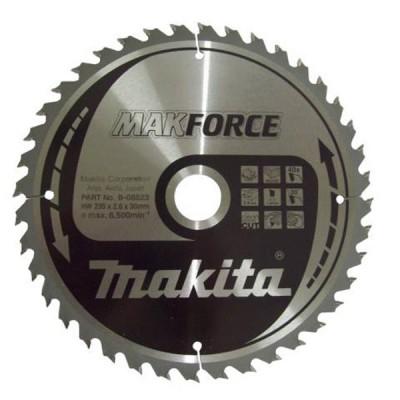 körfűrészlap makforce 160/20mm z40 (makita b-08420)