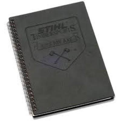 stihl jegyzetfüzet sts