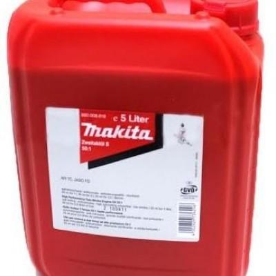 makita 2t (makita 2 ütemű) motorolaj  5l (makita 980008618)