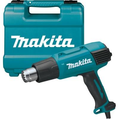 makita hg6031vk hőlégfúvó kofferrel