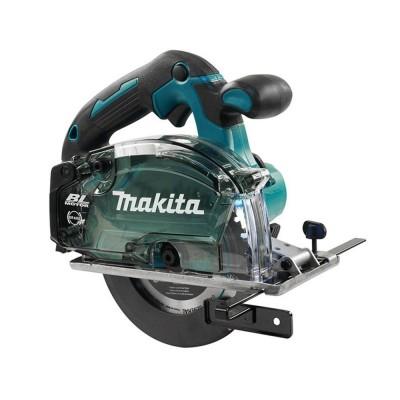 makita dcs553z akkus fémvágó körfűrész 18v lxt (szénkefementes motor) akku és töltő nélkül