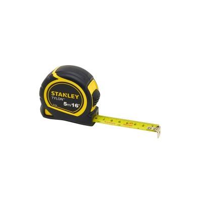 stanley tylon mérőszalag 5m/16ft×19m x12 (1-30-696)
