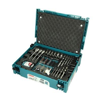 66db-os fúró-csavarbehajtó készlet makpac kofferben (makita b-43044)