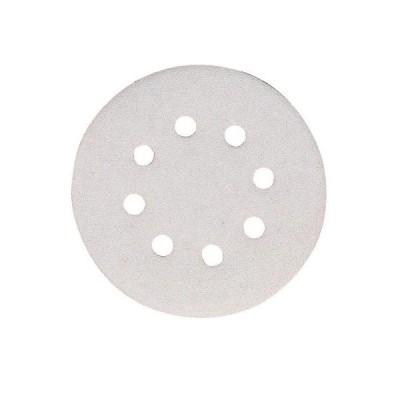 excenterpapír tépőz. fehér 125mm k40 10db/csomag (makita p-33342)