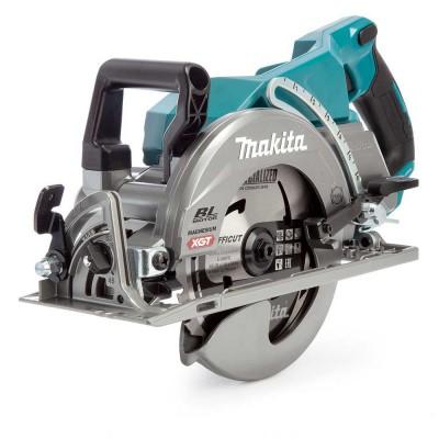 makita rs001gz akkus hátsó markolatos körfűrész 185mm (adt) (xpt) (szénkefementes motor) 40v max xgt akku és töltő nélkül