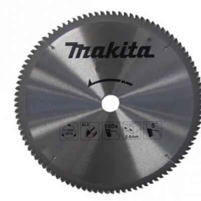 körfűrészlap standard alu tct 260x30mm 100t (makita d-61874)